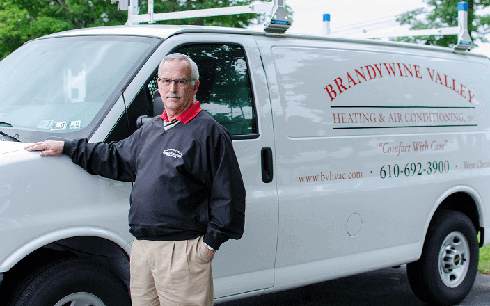 About Brandywine Valley Heating Air Conditioning